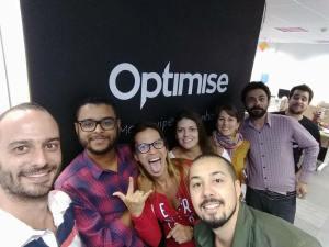 Marcio Borlenghi Fasano, Socio Fundador da Optimise Brasil