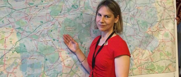 Re-Elect Dr Tania Mathias