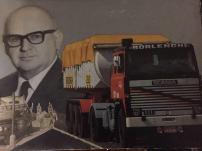 Guido Borlenghi, começou a empresa em1929