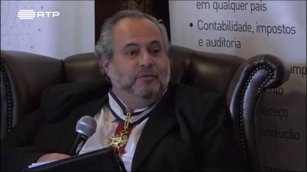 Dr Marcio Borlenghi Fasano, RTP Interview