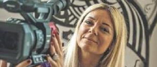 Cacau atua em todo o processo de produção dos trabalhos (Michela Brígida/Folha de Alphaville)