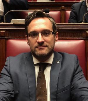 Deputato eletto all'estero Simone Billi, presidente del Comitato