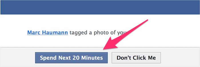 """Facebook promete uma escolha fácil para """"Ver foto"""". Será que ainda vamos clicar se deu o preço verdadeiro?"""